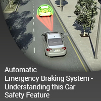 Automatic Emergency Braking System - Understanding this Car Safety Feature