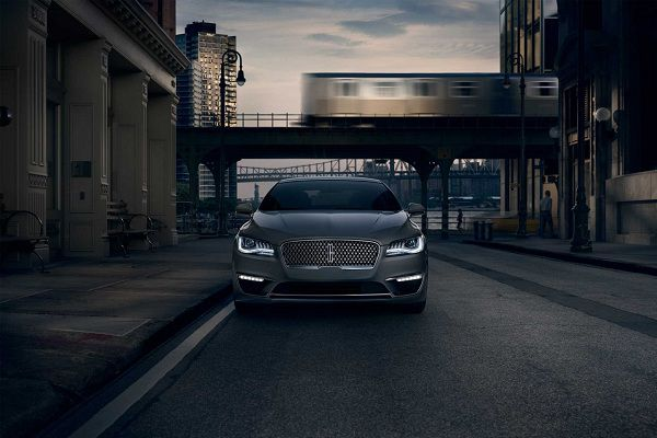Design of the 2017 Lincoln MKZ
