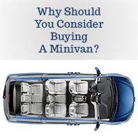 Why Should You Consider Buying A Minivan?