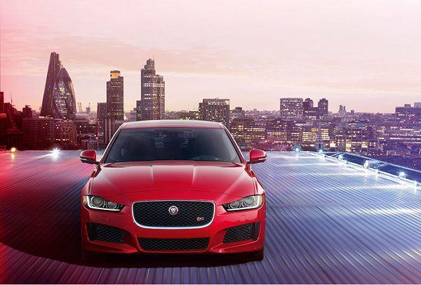 Design of 2017 Jaguar XE