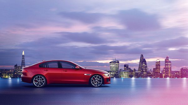Price of 2017 Jaguar XE Sedan in UAE