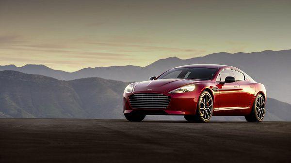 Design of 2017 Aston Martin Rapide
