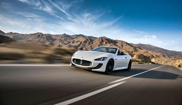Design of 2017 Maserati GranTurismo