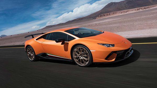 The Design of the 2017 Lamborghini Huracan