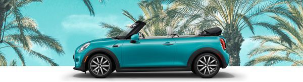 Performance of 2017 Mini Cooper Convertible