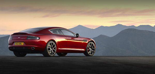 Price of 2017 Aston Martin Rapide