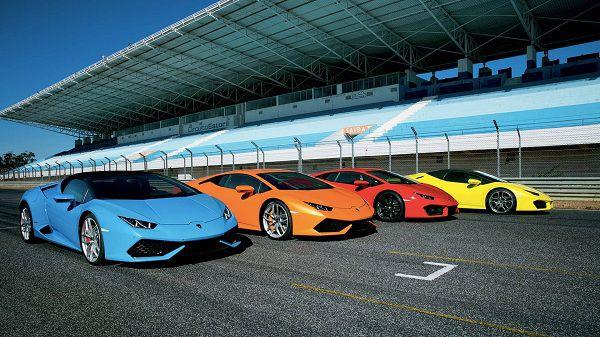 The Price of 2017 Lamborghini Huracan in the UAE