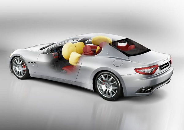 Safety Features in 2017 Maserati GranTurismo