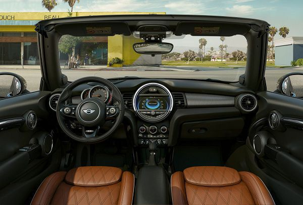 Technology in 2017 Mini Cooper