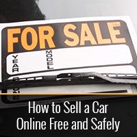 How to Sell a Car Online Free and Safely