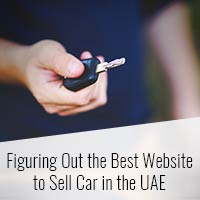 Figuring Out the Best Website to Sell Car in the UAE