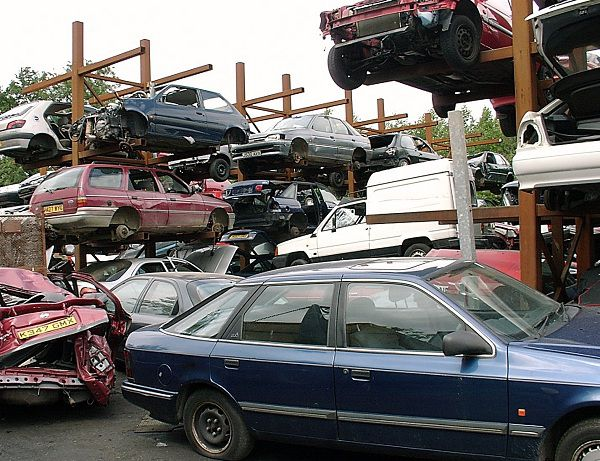 Sell Your Car to Junk Yards