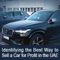 identifying the best way to sell a car for profit in the uae want to sell your. Black Bedroom Furniture Sets. Home Design Ideas