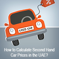 How to Calculate Second Hand Car Prices in the UAE?